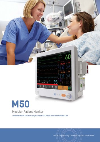 Modular Patient Monitor M50