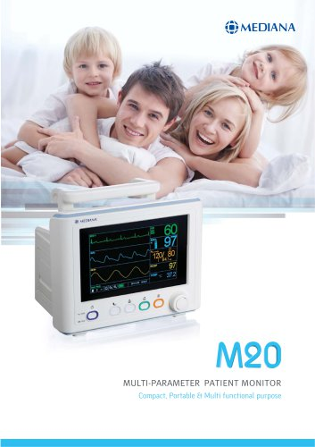 Patient Monitor - M20