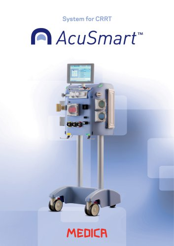 ACUsmart CRRT System