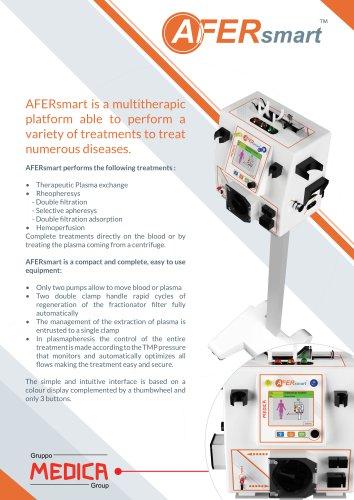 AFERsmart - Apheresys Unit