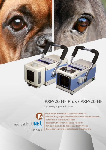 PXP-20 HF Plus / PXP-20 HF