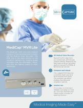 MediCap® MVR Lite - 1