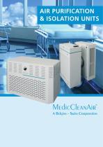 Air Purification & Isolation Units