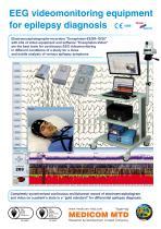 EEG videomonitoring equipment for epilepsy diagnosis