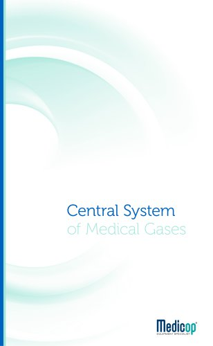 Central supervision of medical gas system