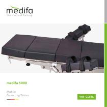 medifa 5000 – Mobile operating tables - 1