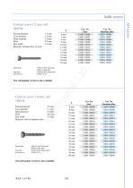 "100 Pk. Fabory U25120.016.0175 #8 X 1-3//4/"" Phillips Flat Head Steel Wood Screws"