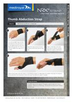 Thumb Abduction Strap - 1