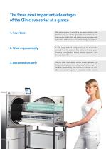 The Cliniclave® series - 3