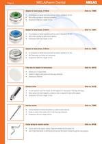Product list 2012 - MELAtherm equipment - 10
