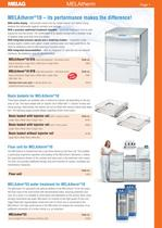 Product list 2012 - MELAtherm equipment - 3