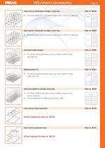 Product list 2012 - MELAtherm equipment - 7