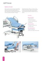 Delivery Bed Optima - 6