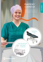 Efficient patient flow for day surgery operations - 1