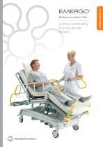 Emergo patient trolley - 1