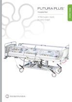 Hospital bed Futura Plus, new edition - 1