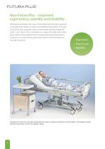 Hospital bed Futura Plus, new edition - 2