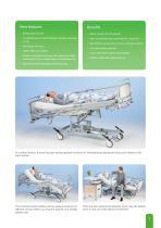 Hospital bed Futura Plus, new edition - 3