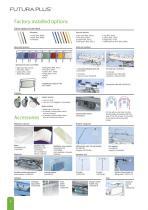 Hospital bed Futura Plus, new edition - 6