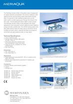 MeriAqua Shower Trolley - 2