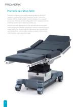 Operating table Promerix Old - 2