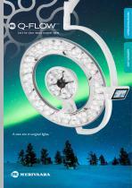 Surgical light Q-Flow - 1