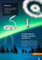 Surgical light Q-Flow - 3