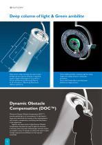 Surgical light Q-Flow - 6