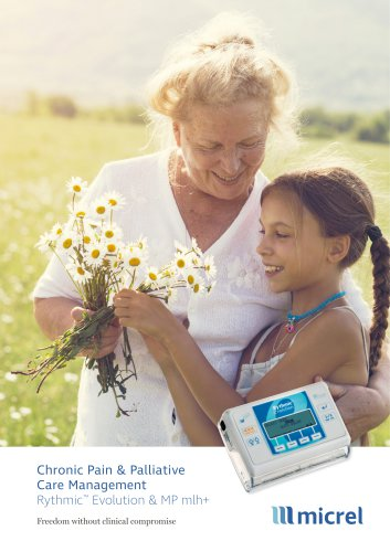 Chronic Pain & Palliative Care Management