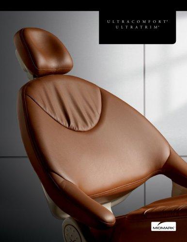 Dental UltraComfort® & UltraTrim® Chair