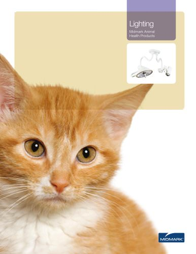 Lighting Midmark Veterinary Products and Services