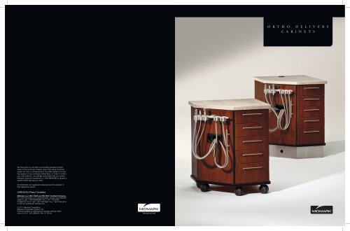 ORTHO DELIVERY CABINETS