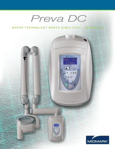 Preva Plus Integrated Intraoral X-ray