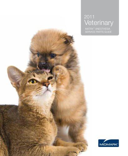 Veterinary Matrx Anesthesia