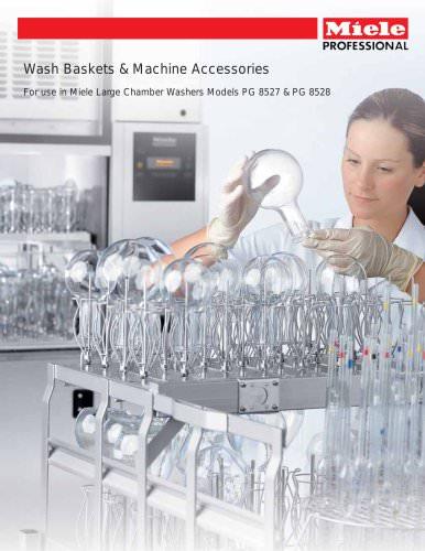 Wash Baskets Machine Accessories PG 8527, PG 8528