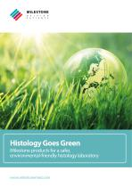 Green reagents for histology catalog