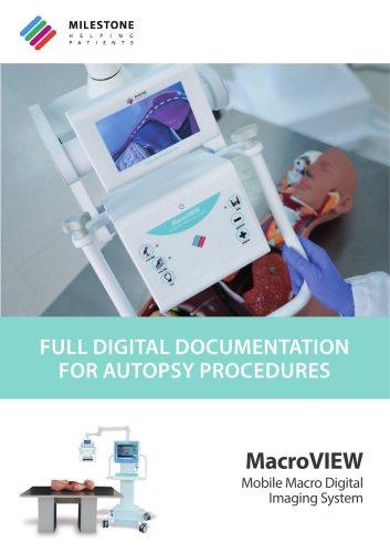 MacroVIEW for autopsies