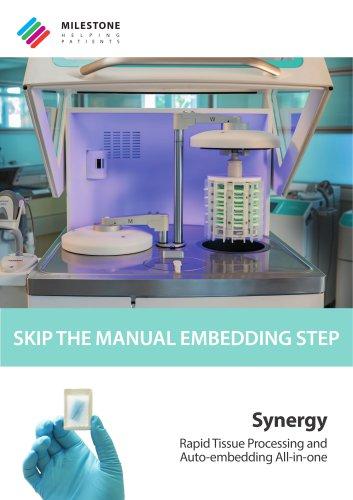 Synergy autoembedding system catalog