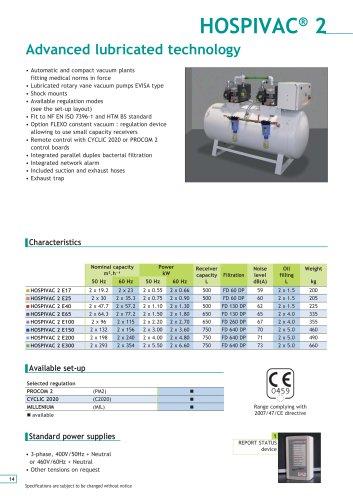 HOSPIVAC® 2