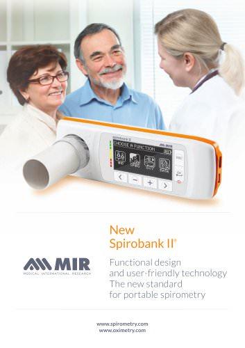 New Spirobank II®