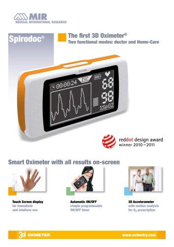 spirodoc® 3d oximeter