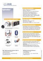 spirodoc Oximeter - 4