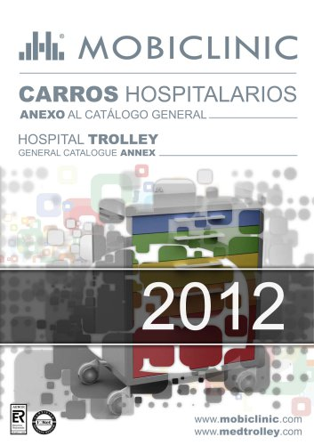 HOSPITAL TROLLEYS CATALOGUE