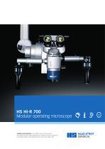 Brochure HS Hi R 700 c - 1