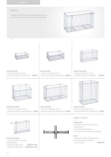 Accessories for functional furniture