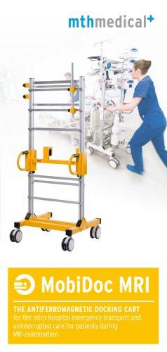 Docking Cart MobiDoc MRI