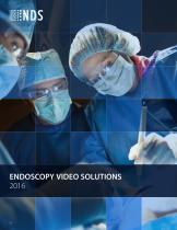 Endoscopy Solutions Catalog