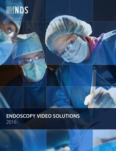 Endoscopy Solutions Catalog