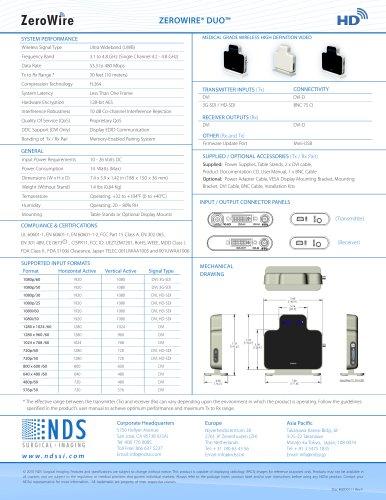 Zerowire Wireless Imaging