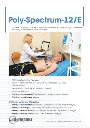 Poly-Spectrum-12/E